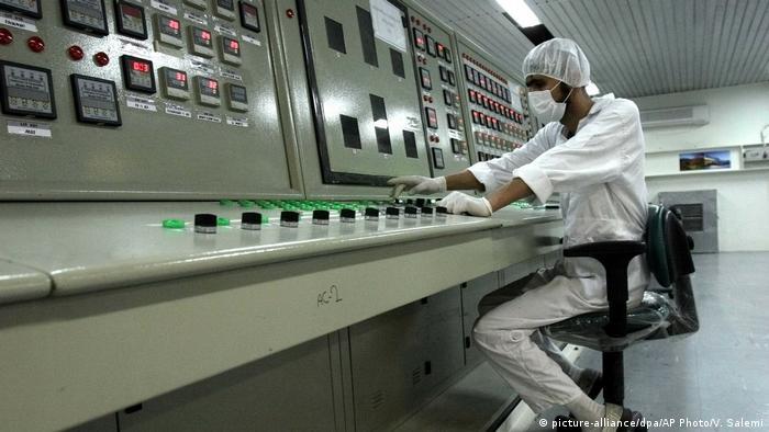 Iran Isfahan | Techniker in Uran-Aufbereitungsanlage