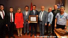 Der neue Bürgermeister von Istanbul, Ekrem İmamoğlu