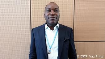 Giza Martins, Direktorin des Gabinet für den Klimawandel in Angola