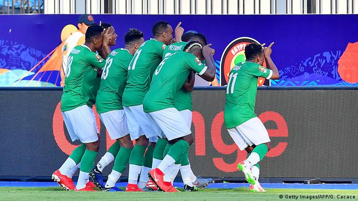 Africa Cup 2019 | Madagascar v Burundi (Getty Images/AFP/G. Cacace)