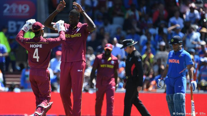 West Indies v India - ICC Cricket World Cup 2019 (Getty Images/P. Ellis)