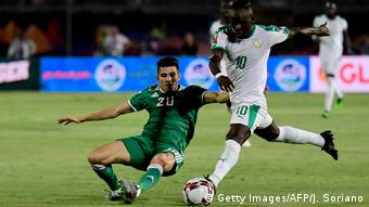 Africa Cup 2019 | Senegal v Algerien (Getty Images/AFP/J. Soriano)
