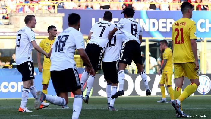 U21 Euros Germany Win Thriller To Reach Final Sports