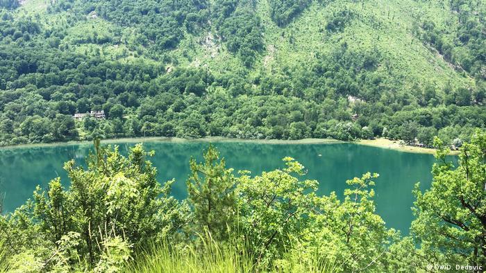 Bosnien und Herzegowina - Boračko See