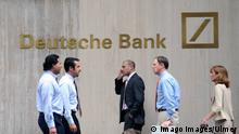 Deutsche Bank USA (Imago Images/Ulmer)