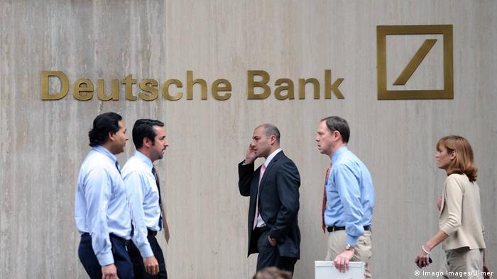 Deutsche Bank to axe 18,000 jobs | News | DW | 07 07 2019