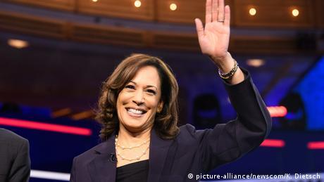 USA TV-Debatte der demokratischen Präsidentschaftsbewerber (picture-alliance/newscom/K. Dietsch)