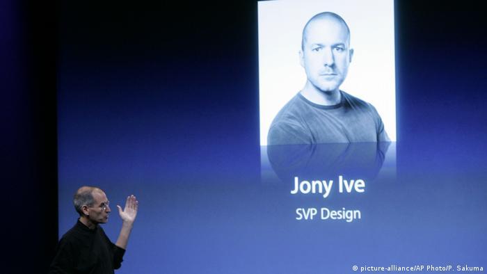 USA Apple-Manager Jonathan Ive