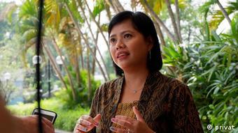 Indonesien Bivitri Susanti (privat)