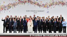 Japan G20 Gipfel Osaka Joko Widodo Präsident Indonesien