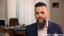 Maksym Nefyodov, künftiger Leiter des Zollamtes in der Ukraine