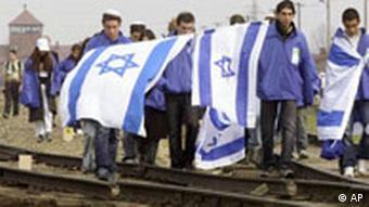 Gedenken an den Holocaust