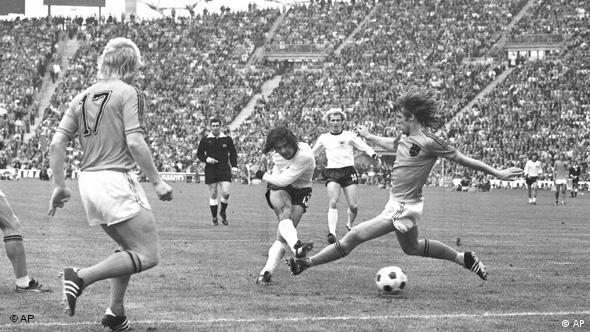 Najveće otkrića Čika je legendarni Topnik Gerd Müller