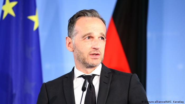 Heiko Maas (picture-alliance/AA/C. Karadag)