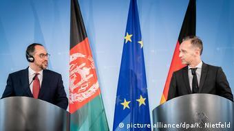 Το Βερολίνο πρωτοστατεί στις διπλωματικές πρωτοβουλίες για το Αφγανιστάν