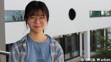 Bonn DW | Porträtfoto der Deutschlernerin - Seoyoon aus Südkorea