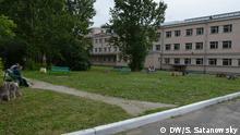 Russland deutsche Unterstützung für Hospital für Kriegsverwundete in Sankt-Peterburg