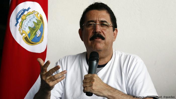Costa Rica 2009 | Manuel Zelaya, Ex-Präsident von Honduras
