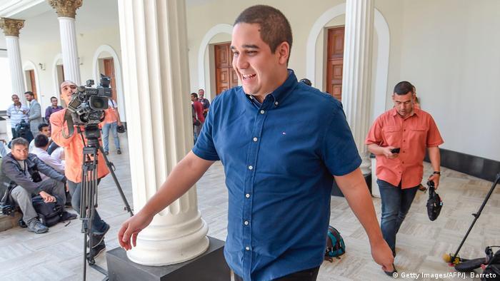 Nicolás Maduro Guerra, hijo de Nicolás Maduro, presidente de Venezuela