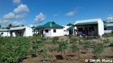 Mosambik Seniorenheim in Quelimane