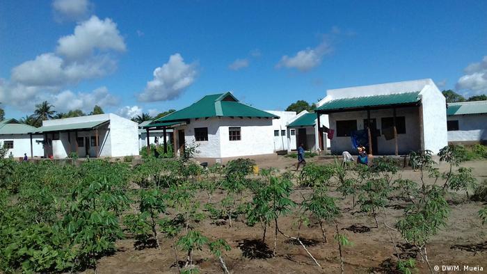 Centro de acomodação a pessoas carenciadas do bairro Icidhua, em Quelimane