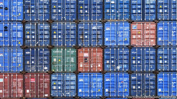 Symbolbild Freihandel (picture-alliance/Bildagentur-online/Ohde)