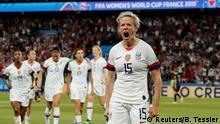FIFA Frauenfußball WM 2019 Frankreich - USA