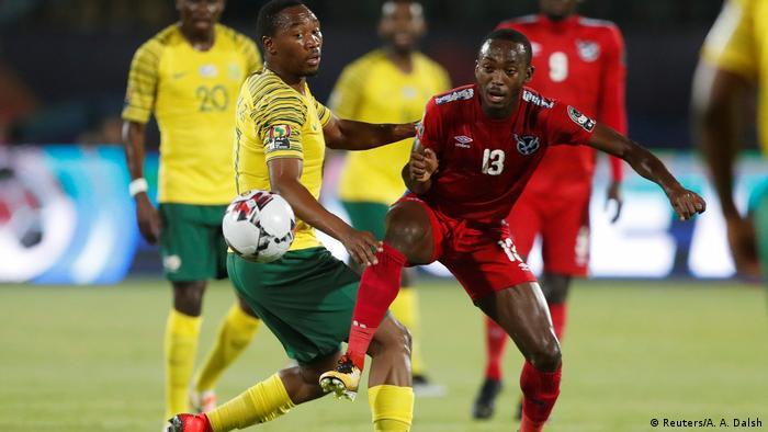 Afrika-Cup 2019 | Südafrika vs. Namibia