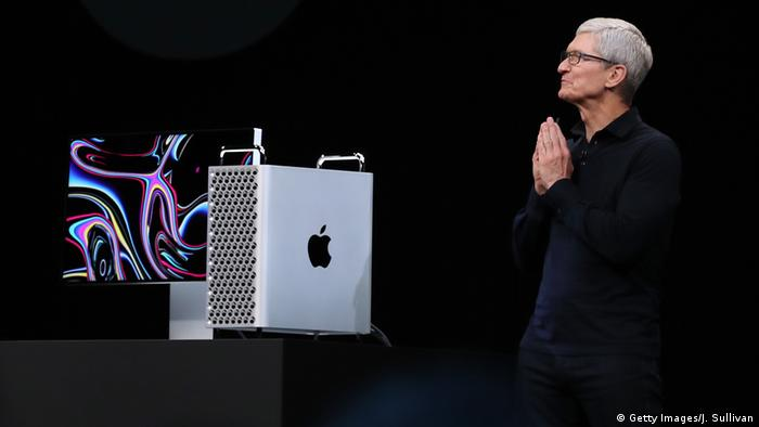 Apples neuer PC Mac Pro (Getty Images/J. Sullivan)