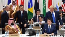 Japan Osaka | G20 Gipfel | Mohammed Bin Salman