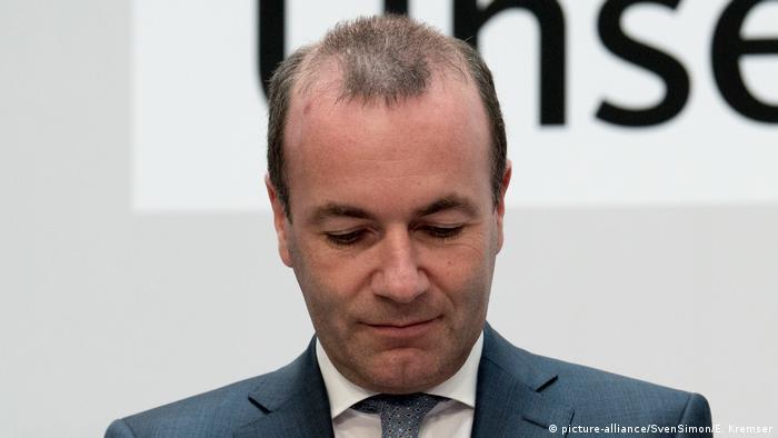 EU-Spitzenposten: Was wird aus Weber?