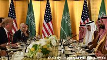 Japan Osaka | G20 Gipfel | Donald Trump und Mohammed Bin Salman