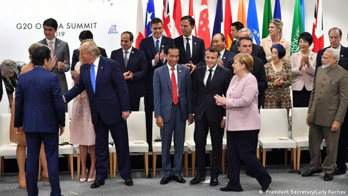 Sastanak na vrhu zemalja skupine G-20 u Osaki