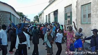 Mosambik Quelimane Wahlen