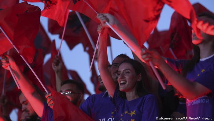 Albanien | Kommunalwahl - Regierungsanhänger