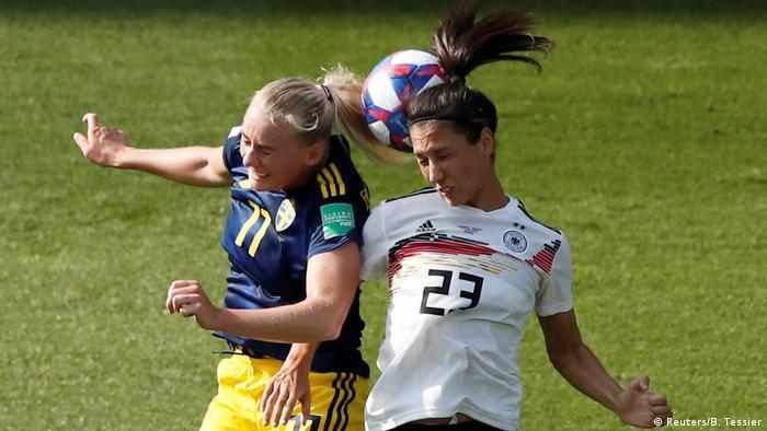 FIFA Frauen-WM 2019 | Deutschland vs. Schweden