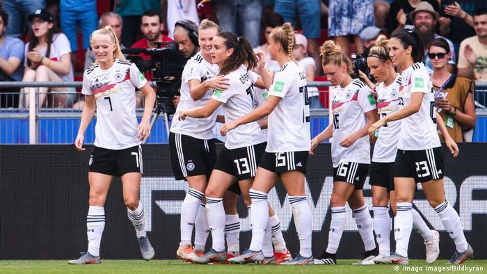 FIFA Frauen-WM 2019 | Deutschland vs. Schweden | TOR Deutschland