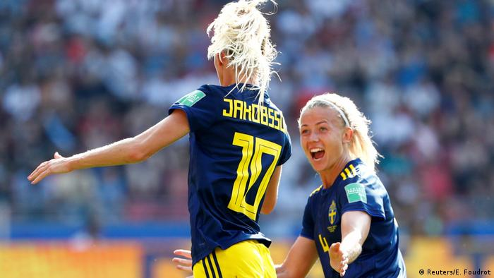 FIFA Frauen-WM 2019 | Deutschland vs. Schweden | TOR Schweden