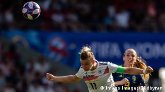 FIFA Frauen-WM 2019   Deutschland vs. Schweden   Alexandra Popp (Imago Images/Bildbyran)
