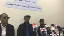 Äthiopien Tigrean Alliance for National Democracy | Aregawi Berhe & Asgede Gebreselassie