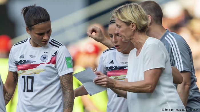 FIFA Frauen-WM 2019 | Deutschland vs. Schweden | Dzsenifer Marozsan