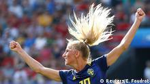 FIFA Frauen-WM 2019 | Deutschland vs. Schweden | Sofia Jakobsson