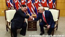 USA   Nordkorea   Entmilitarisierte Zone   Donald Trump   Kim Jong Un