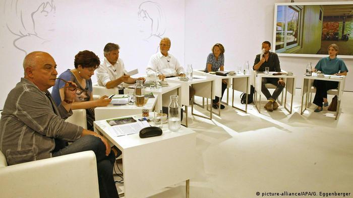 Österreich Klagenfurt Jury Ingeborg-Bachmann-Preis