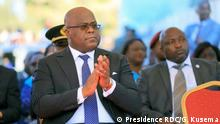 Demokratische Republik Kongo   Félix Tshisekedi   Provinzparlament Upper Katanga