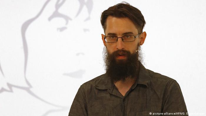 کلمنس زتست، نویسنده اتریشی