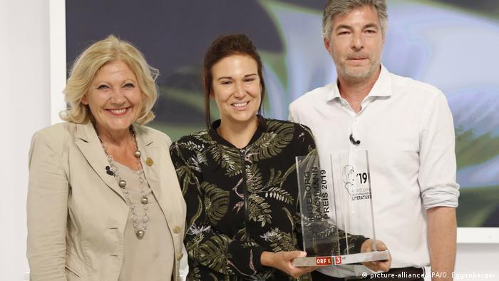 Birgit Birnbacher gewinnt Ingeborg Bachmann Preis
