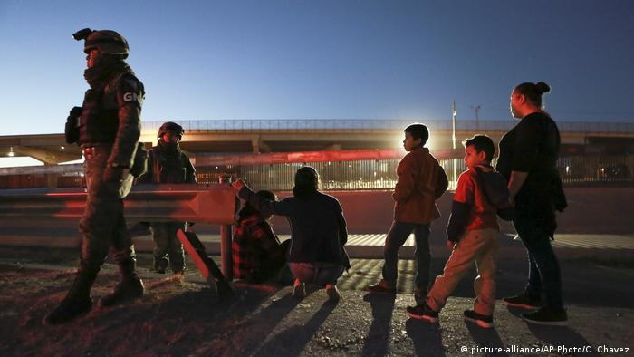 Scale of Mexico′s migrant influx ′completely unexpected