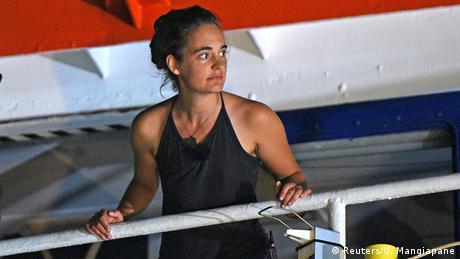 Στο αρχείο η ποινική δίωξη για την Καρόλα Ρακέτε