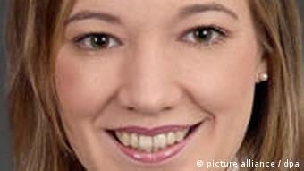 Family Minister Kristina Schröder